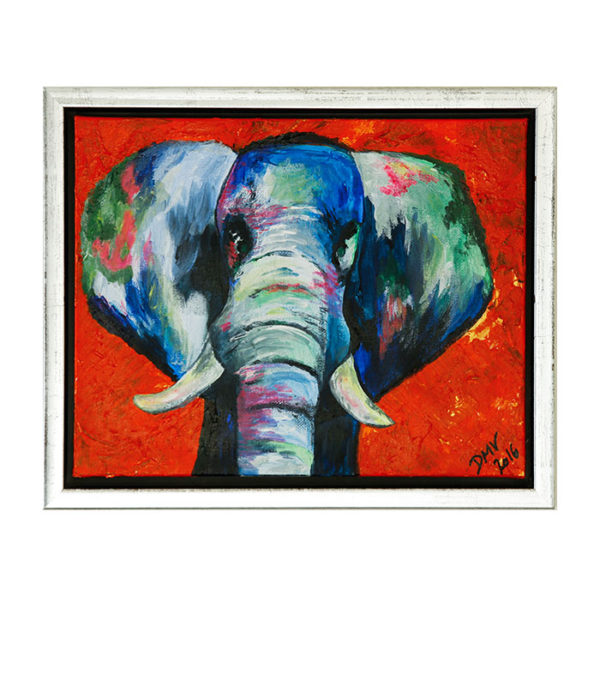 elephant on canvas, elefant på canvas, elefant på lærred, elefant fotoprint, elefant, elefantbillede, billede af elefant på kanvas, billede af elefant, coloured elefant picture, elephant in colours, elephant picture, elephant painting, elephants, elefanter, elefant, billede af elefant, elefant i mange farver, elefant maleri