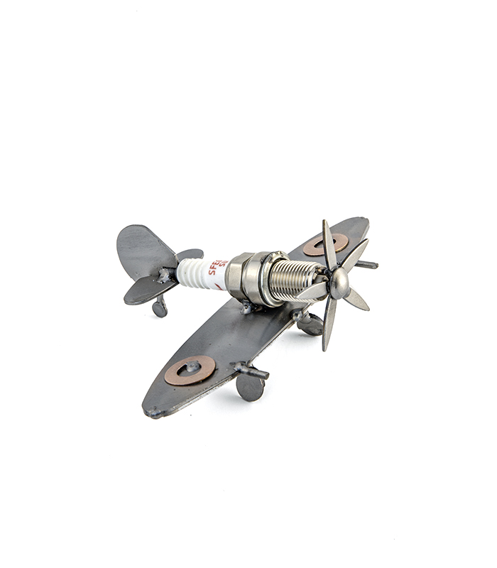 Supermarine Spitfire jagerfly fra royal airforce