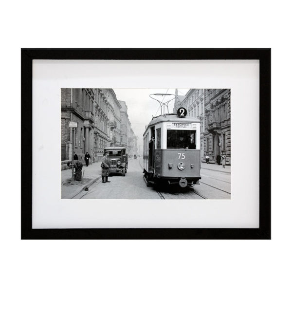 sort hvid foto, bw photo, sporvogn, tram, krakow tram, tram europe, tram picture, tram black white, black and white picture, sporvogn i krakow, sporvogne, sporvognbillede