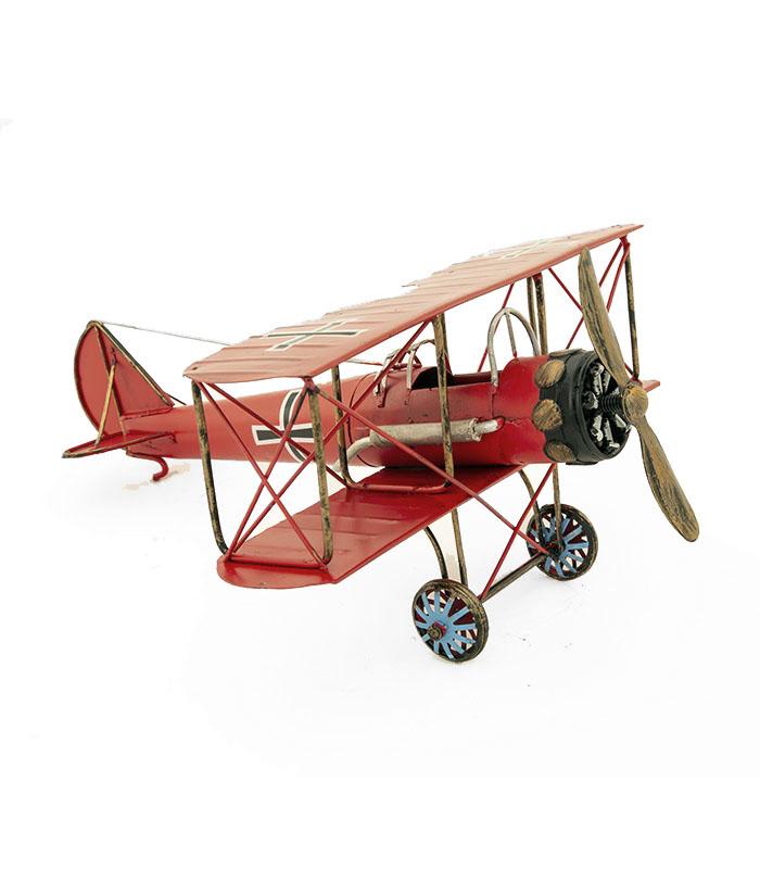 red baron world war one vintage airplane