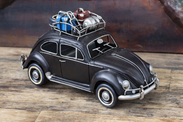 large vw beetle volkeswagon collective decoration