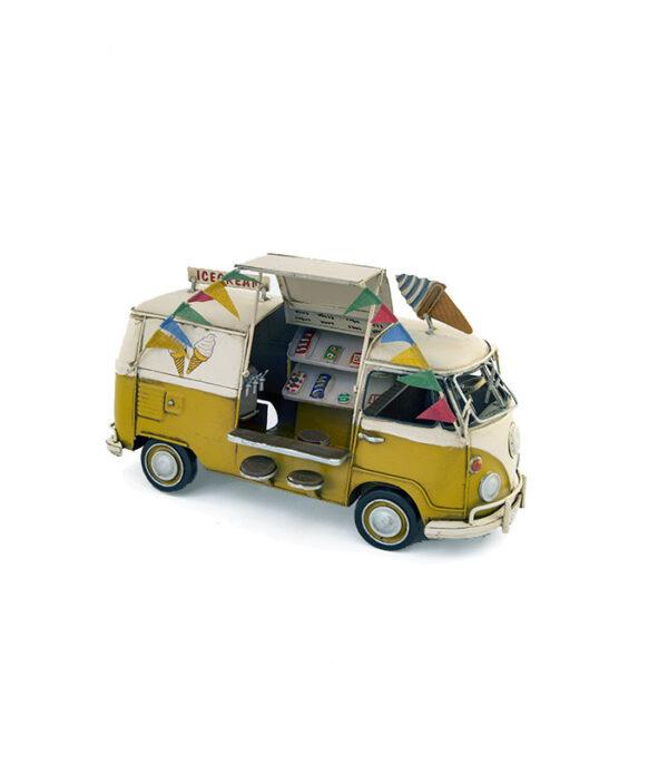 Volkswagon isbil deko i tin