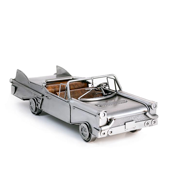 cadillac modelbil af restmetal, metalbiler, bil metal dekoration, bil boligdekoration, bil boligindretning, vintage cars, vintage car model, vintage cadillac, vintage bil, cadillac metal,