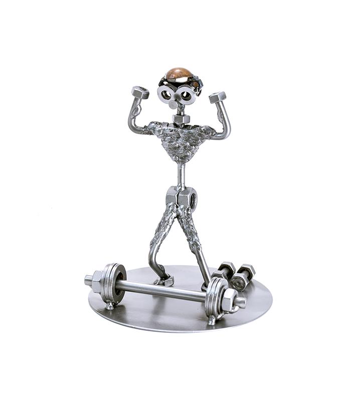 bodybuilder metalfigur dyker fitness, mand af stål, stålfigur, bodybuilder af stål, fitness gave, bodybuilder gave, gave vægtløfter, vægtløfter, muskelbundt, muskelmand, stærk mand, gave rigtig mand, gave til mand, gave mænd, gave selvglad mand, mandemuskler, muskelmand, lækre mænd, lækker mand, fitnessudstyr, træningsudstyr, brugt træningsudstyr, træningscenter, fitnesscenter, mavemuskler, biceps, steroider, bænkpres, muskeltræning, verdens stærkeste mand, danmarks stærkeste mand,