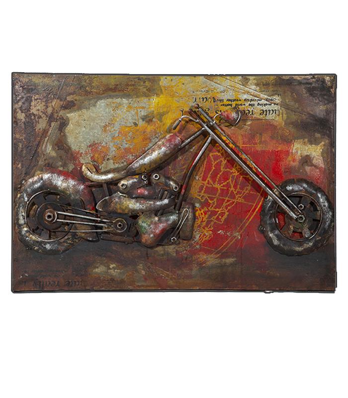 cool metalbillede mc, metalbillede harley davidson, metal picture harley davidson, metal picture live to ride, biker gaveide, gaveideer biker, gaveideen biker, gaver bikere, gave biker, metalbillede mc harley, metal picture harley davidson, rød gul rust billede retro