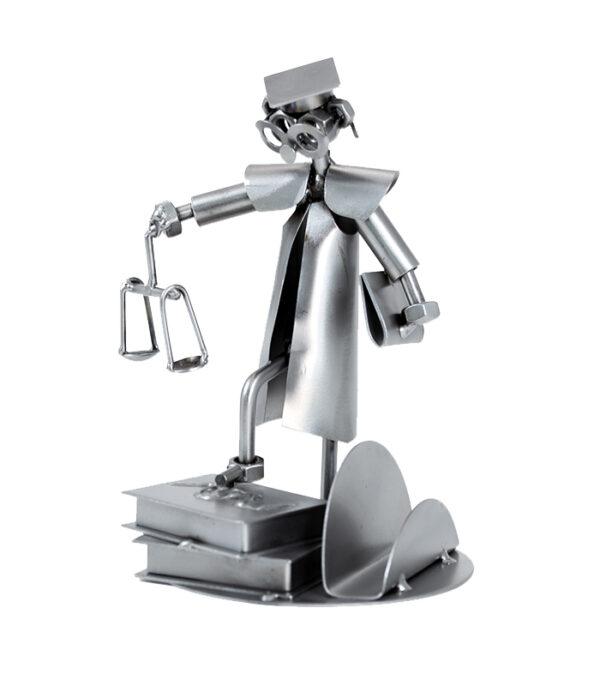 Retfærdighed til dommer advokat jurist politi metalfigur , dommer advokat jurist metalfigur, gave jurastuderende, advokat elev, advokat studerende, advokatuddannelse, advokat, advokatbistand, advokat jubilæum, advokatskole, jurastudie, jura uddannelse, advokatjob, job advokat, advokatelev, advokat gave, advokat uddannelsesgave, advokat jubilæumsgave, loven, retfærdighed, advokatkontor,