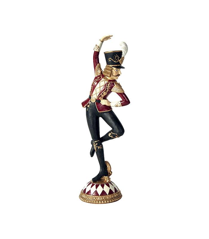 Soldat nøddeknækkeren figur 29cm som