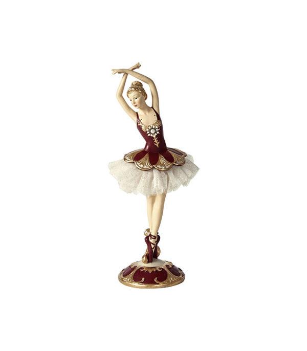 Ballerina figur poly 27cm