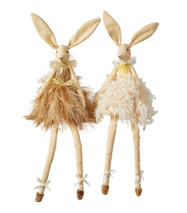kaniner pynt påske eller børneværelse