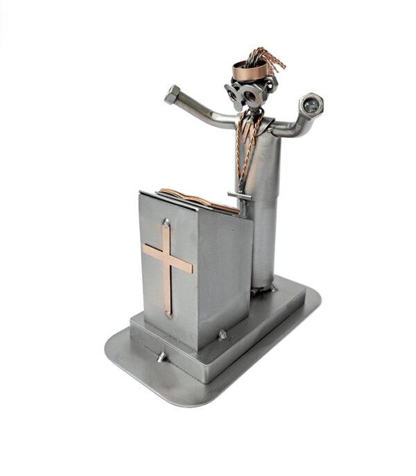 præst kvinde svendegave