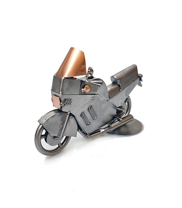 BWM motorcykel metal model
