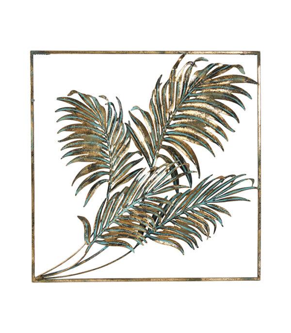 antik gylden ramme blade